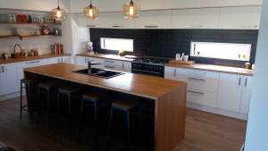bamboo ply panels - kitchen benchtops