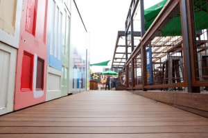 Plantation Bamboo X-treme decking