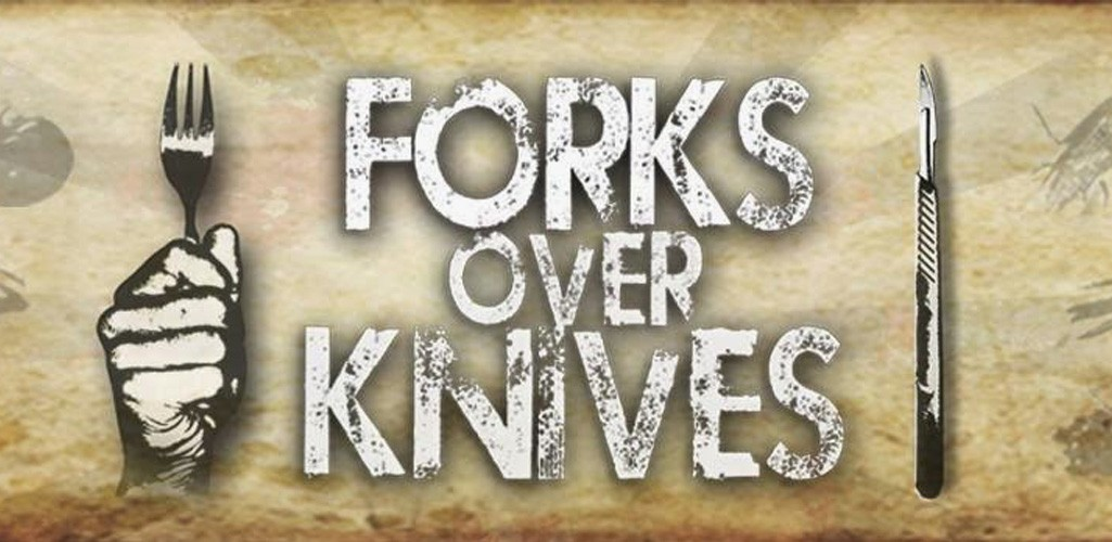 Forks over Knives documentary graphic