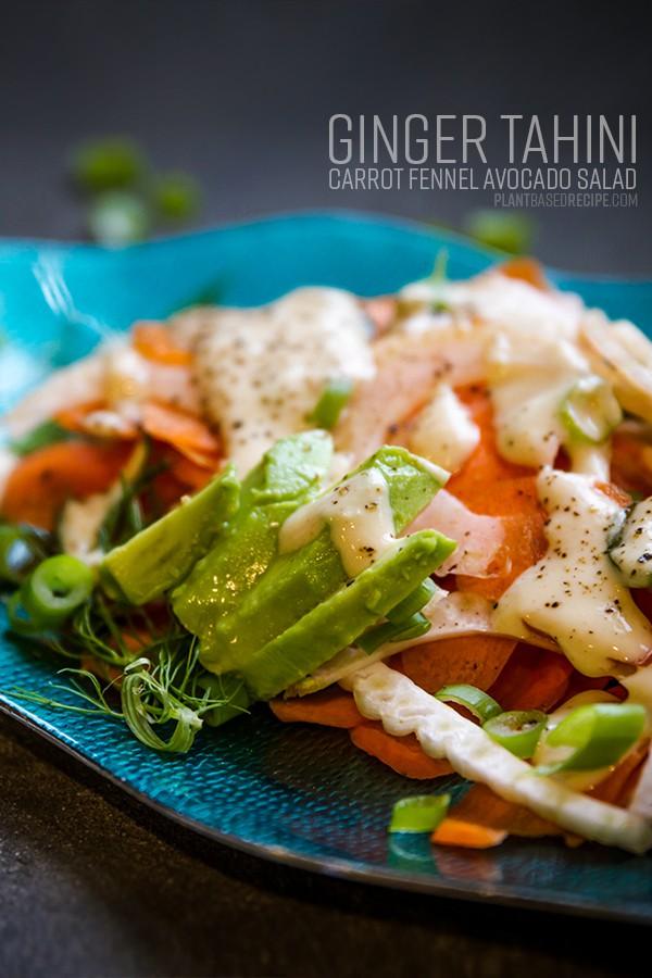 Pinterest version of salad