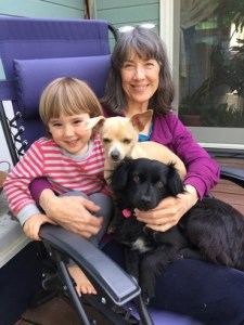 About Plant Based Vegan Coach, Bernadette Wulf - Animal lovers