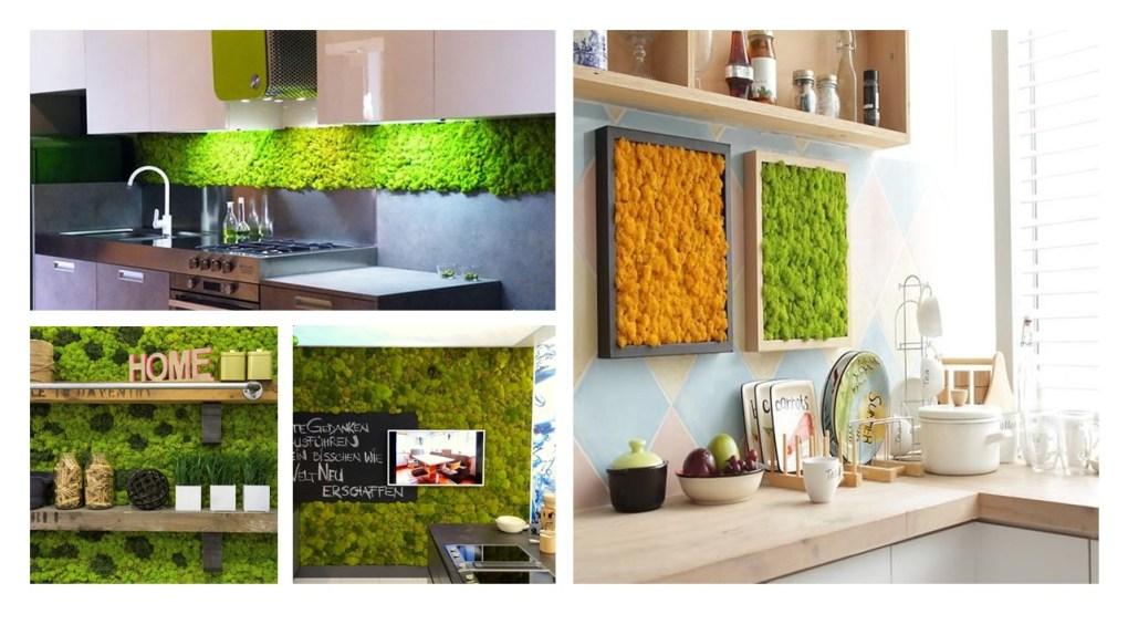 moswand keuken - moswand inspiratie voor in de keuken