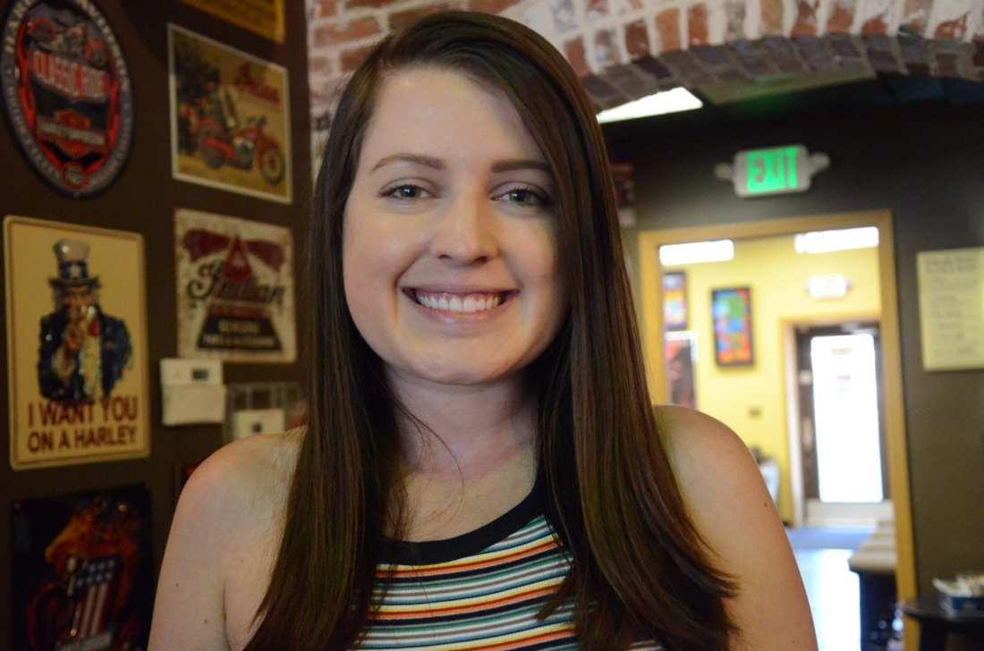 """""""Go on a hot air balloon ride."""" — Nicole Arnold, 24"""