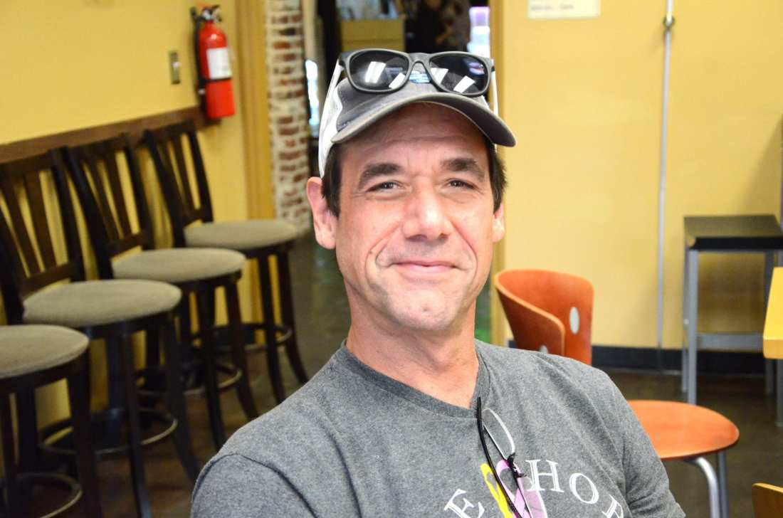 """""""Beef jerky."""" — Scott Bergman, 53"""