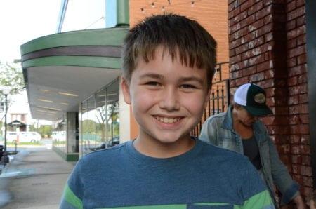 """Candy corn."" — Vaughn Wolfe, 11"