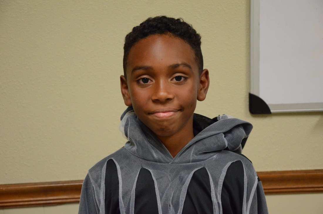 """Kit Kat bars."" — Terrence Brighton, 8"