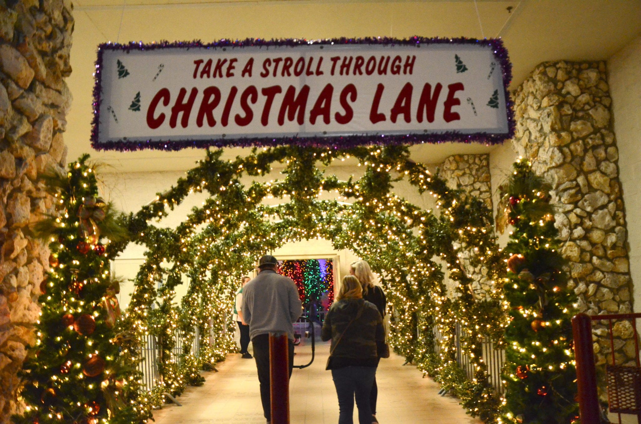 Christmas Lane Plant City 2020 Year in Photos: December 2019 | Plant City Observer