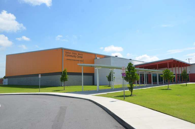Sadye Gibbs Martin Community Center Parks and Recreation