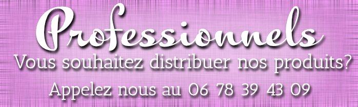 Professionnels, contactez nous
