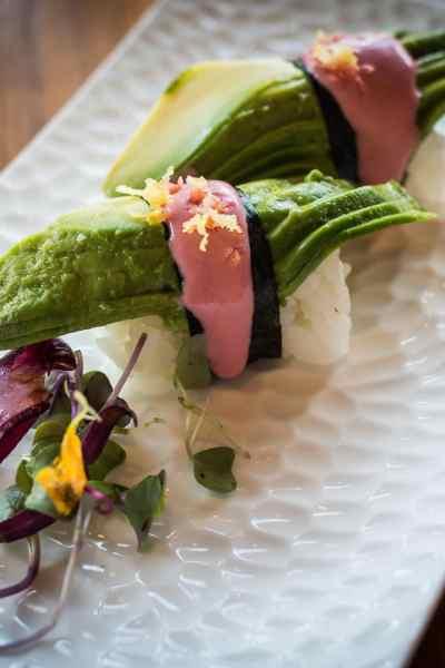 San Francisco: veganes Sushi im Shizen