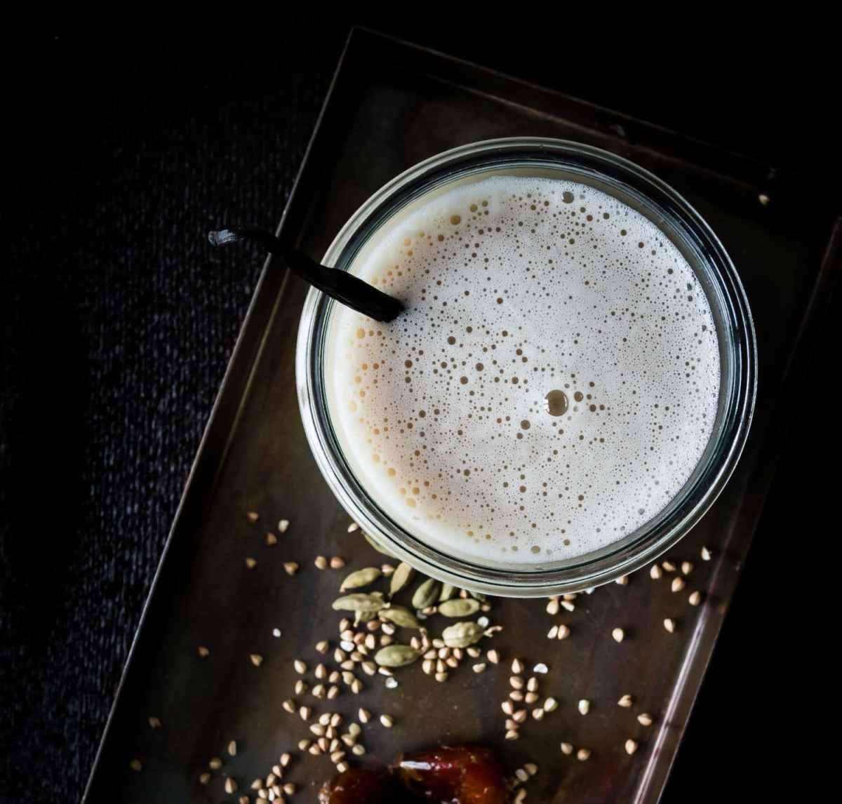 Nussfreier Genuss : Buchweizenmilch