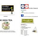 a HIGH TEA
