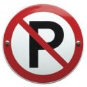 verbodsbord parkeren
