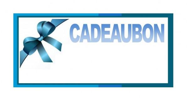 Template Cadeaubon