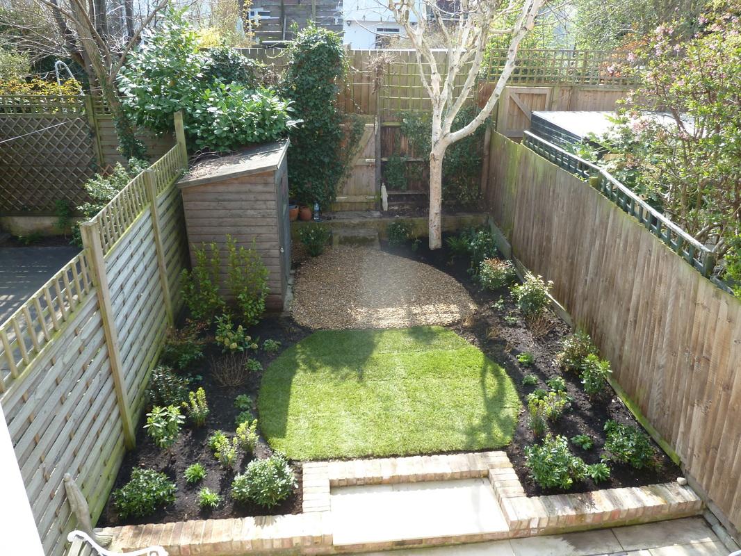 Small back garden - Crouch End - PLANTING GEMS on Back Garden Ideas id=56289