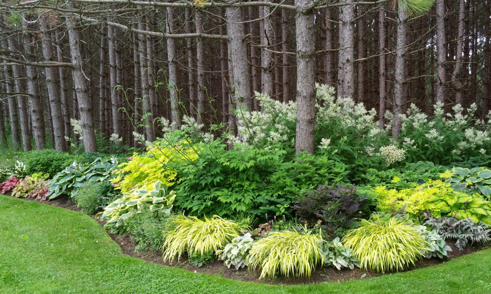 Botanical Gardens at Plant Paradise Country Gardens in Caledon, Bolton, Palgrave, ON
