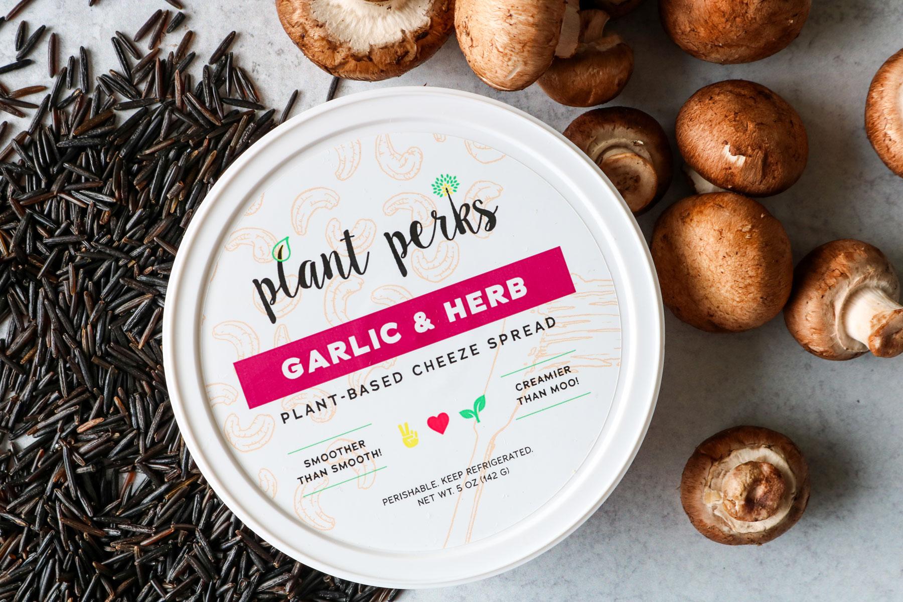 Garlic & Herb Spread Recipes
