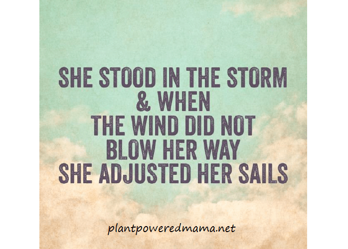 Adjust Your Sails