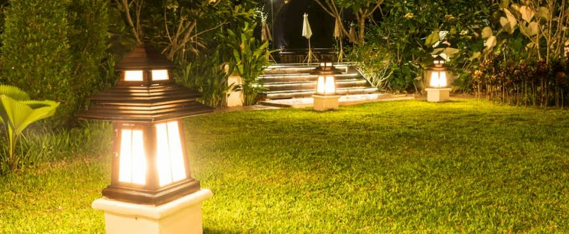 landscape lighting ideas to accentuate
