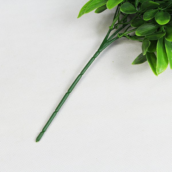 DIY artificial foliage branch