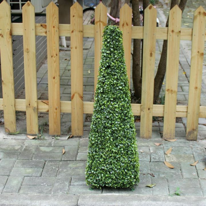 artificial-topiary-boxwood-cone-trees