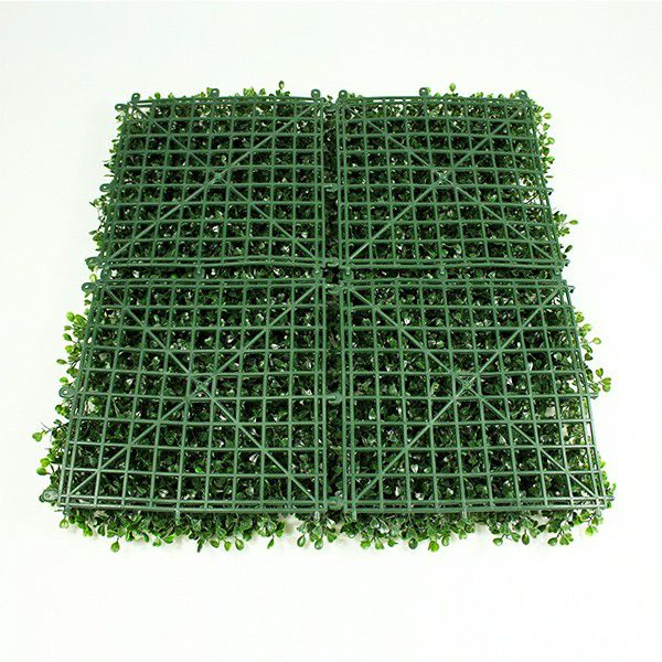 backdrop of artificial boxwood A001