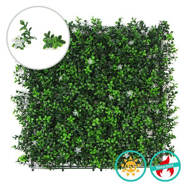 artificial foliage fence screen