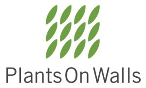 Plants On Walls Logo