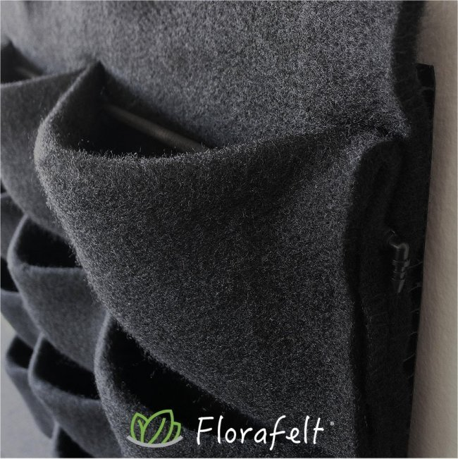 Florafelt Pockets Living Wall System