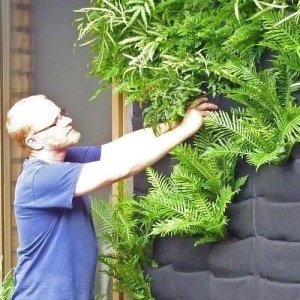 Chris Bribach Inventor of the Florafelt System