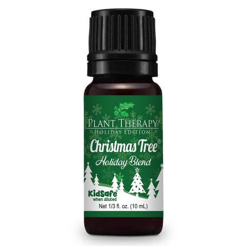 Christmas Tree Holiday Blend Essential Oil