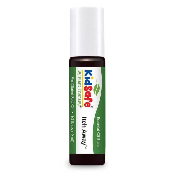 Itch Away KidSafe Pre-Diluted Essential Oil Roll-On 10 mL