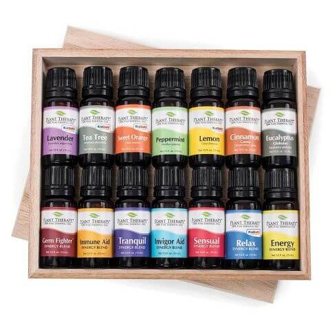 Plant Therapy Essential Oils Starter Kit