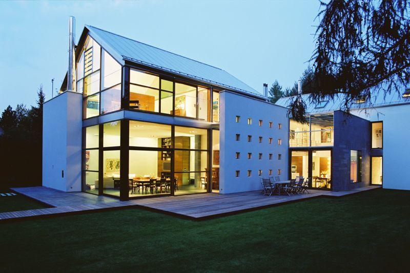 HS56 – Neubau eines Niedrigenergiehauses