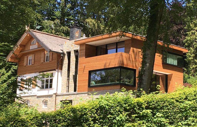 S17 Umbau Wohnhaus am See