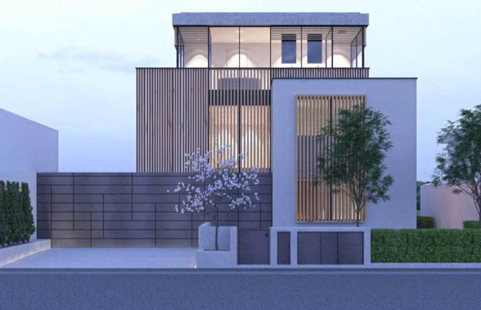 G28 – Neubau eines Wohnhauses in München-Trudering
