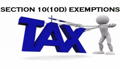 Tax Exemption on Life Insurance Policy under Section 10(10D)