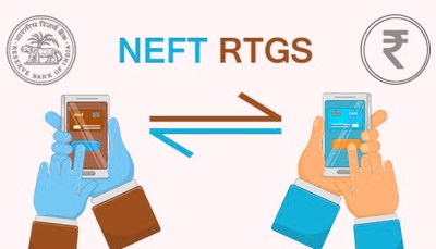 Changes in RTGS and NEFT Timings and Charges