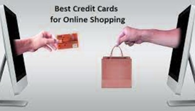best credits card for online shopping