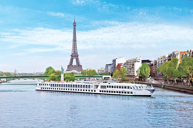 The Rise of River Cruising