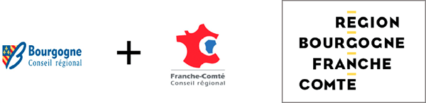 Création du logo de la région Franche-Comté