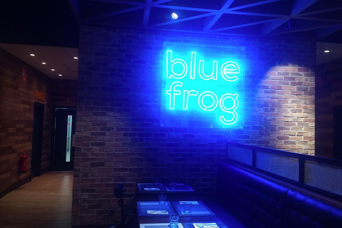 blue frog 2