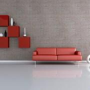 Plaqueta Semimanual Blanca Rústica 24x4x1,5cm 3