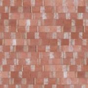 Plaqueta Semimanual Cuero Rústica 22×6,5×1,5cm Refrentada 1