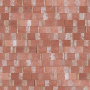 Plaqueta Semimanual Cuero Rústica 22×6,5×1,5cm Refrentada