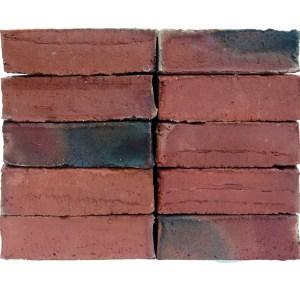 Manual Rojo Ingles 21,5×1,5×6,5cm