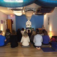 Zoom Live Meditation Program April 11