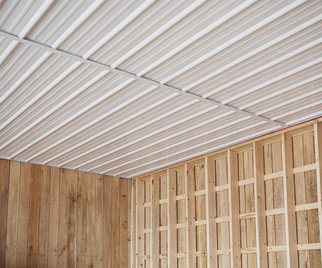 Panneau de PVC Steelcore pour murs et plafonds