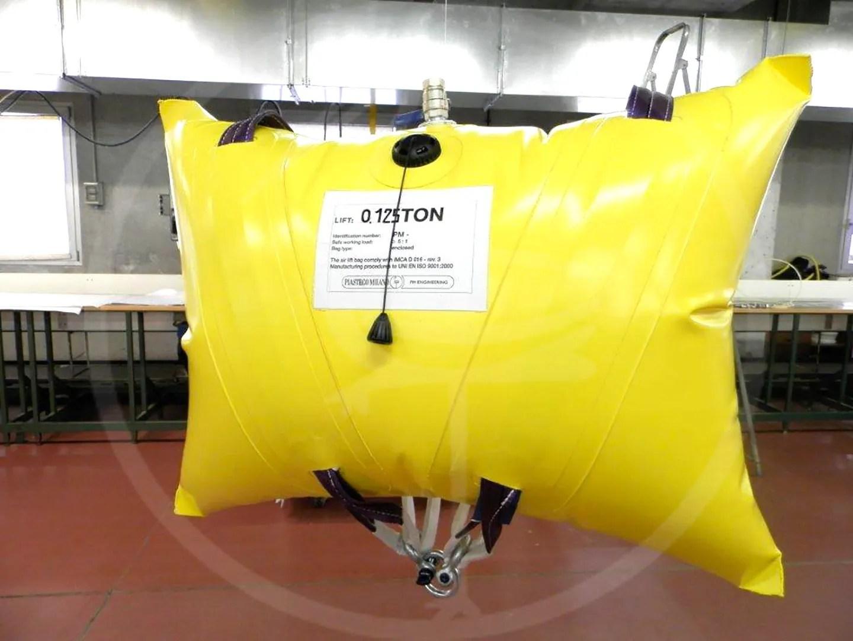 0.125 ton lift mattress