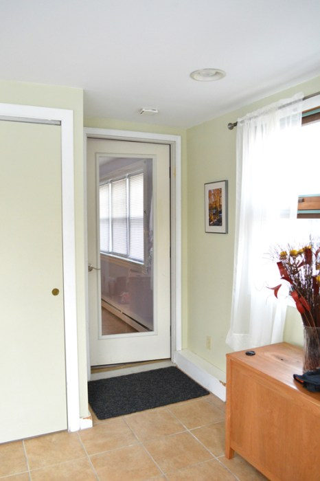 Sun room -- Plaster & Disaster